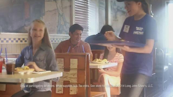 Long John Silver's $1.99 Fish & Fries Week TV Spot, 'St. Al's' - Thumbnail 10