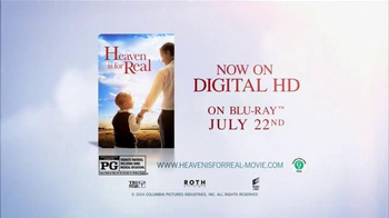 Heaven is for Real Digital HD TV Spot - Thumbnail 10