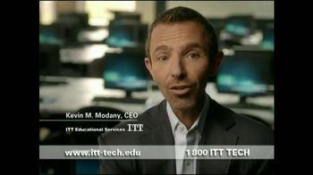 ITT Technical Institute TV Spot, 'The Challenge'