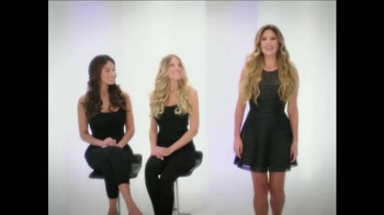 Secret Extensions TV Spot Con Daisy Fuentes [Spanish]