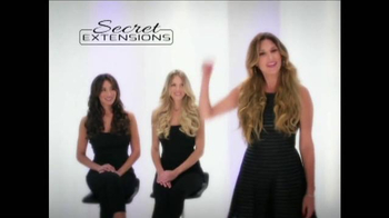 Secret Extensions TV Spot Con Daisy Fuentes [Spanish] - Thumbnail 5