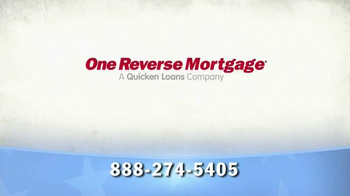 One Reverse Mortgage TV Spot, 'Reverse Mortgage Bill' - Thumbnail 1