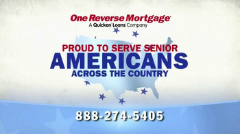 One Reverse Mortgage TV Spot, 'Reverse Mortgage Bill' - Thumbnail 10