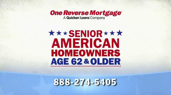 One Reverse Mortgage TV Spot, 'Reverse Mortgage Bill' - Thumbnail 3