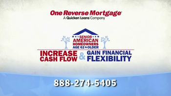 One Reverse Mortgage TV Spot, 'Reverse Mortgage Bill' - Thumbnail 4