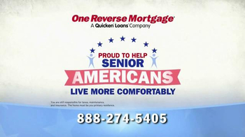 One Reverse Mortgage TV Spot, 'Reverse Mortgage Bill' - Thumbnail 5
