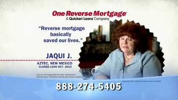 One Reverse Mortgage TV Spot, 'Reverse Mortgage Bill' - Thumbnail 6