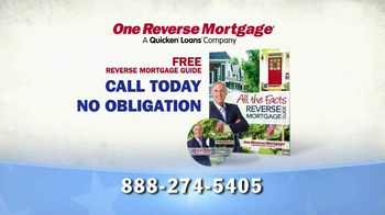 One Reverse Mortgage TV Spot, 'Reverse Mortgage Bill' - Thumbnail 8