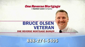 One Reverse Mortgage TV Spot, 'Reverse Mortgage Bill' - Thumbnail 9
