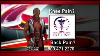 Health Alert Hotline TV Spot, 'ROH Wrestling'