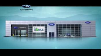 Ford Service TV Spot, 'Road Trip Check Up' - Thumbnail 1