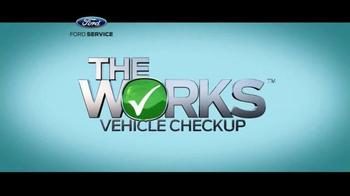 Ford Service TV Spot, 'Road Trip Check Up' - Thumbnail 2