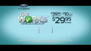 Ford Service TV Spot, 'Road Trip Check Up' - Thumbnail 8