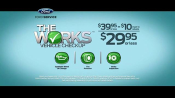 Ford Service TV Spot, 'Road Trip Check Up' - Thumbnail 9