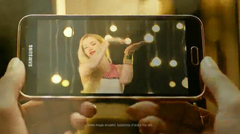 Samsung Galaxy S5 TV Spot, 'Gold' Song by Iggy Azalea