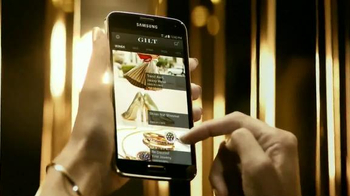 Samsung Galaxy S5 TV Spot, 'Gold' Song by Iggy Azalea - Thumbnail 5