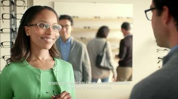 Pearle Vision Buy One Get One Free TV Spot, 'Easier'