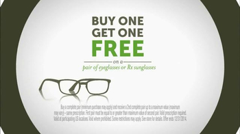 Pearle Vision Buy One Get One Free TV Spot, 'Easier' - Thumbnail 5