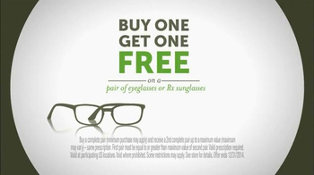 Pearle Vision Buy One Get One Free TV Spot, 'Easier' - Thumbnail 6