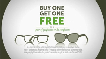 Pearle Vision Buy One Get One Free TV Spot, 'Easier' - Thumbnail 7