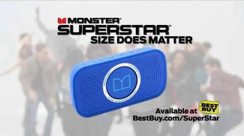 Monster SuperStar Bluetooth Speaker TV Spot, 'Size Does Matter' Feat. Shaq - Thumbnail 10