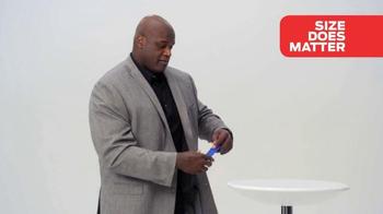 Monster SuperStar Bluetooth Speaker TV Spot, 'Size Does Matter' Feat. Shaq - Thumbnail 2