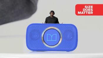 Monster SuperStar Bluetooth Speaker TV Spot, 'Size Does Matter' Feat. Shaq - Thumbnail 4