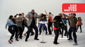 Monster SuperStar Bluetooth Speaker TV Spot, 'Size Does Matter' Feat. Shaq