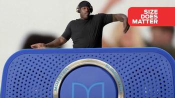 Monster SuperStar Bluetooth Speaker TV Spot, 'Size Does Matter' Feat. Shaq - Thumbnail 9