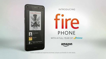 Amazon Fire Phone TV Spot, 'The Only Smartphone with Firefly Technology' - Thumbnail 7