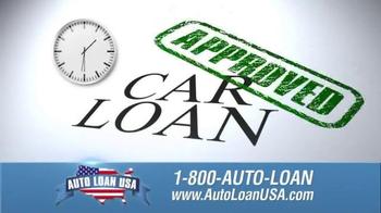 Auto Loan USA TV Spot, 'Network of Dealers & Lenders' - Thumbnail 4