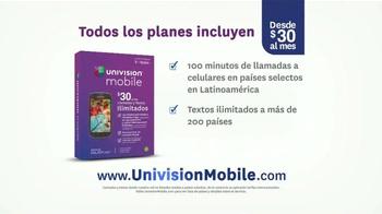 Univision Mobile TV Spot, 'Para Todos' [Spanish] - Thumbnail 7