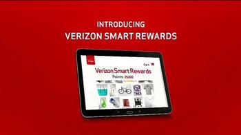 Verizon Smart Rewards TV Spot, 'Up and Away' - Thumbnail 8