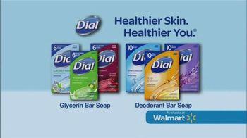 Dial Bar Soaps TV Spot, 'Healthier Skin. Healthier You.'