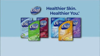 Dial Bar Soaps TV Spot, 'Healthier Skin. Healthier You.' - Thumbnail 1
