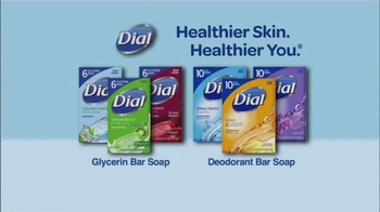 Dial Bar Soaps TV Spot, 'Healthier Skin. Healthier You.' - Thumbnail 4
