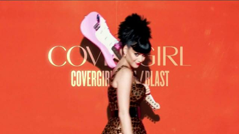 CoverGirl LashBlast Volume Mascara TV Spot Feat. Katy Perry, Janelle Monae - Thumbnail 10