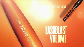 CoverGirl LashBlast Volume Mascara TV Spot Feat. Katy Perry, Janelle Monae - Thumbnail 2