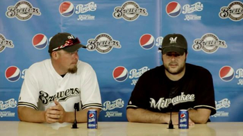 Pepsi TV Spot, 'Real Big Ballgame' - 8 commercial airings