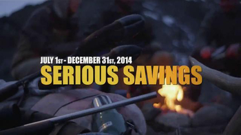 Burris Rebates TV Spot, 'Serious Savings!' - Thumbnail 1