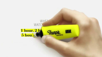 Sharpie Highlighter TV Spot, 'Always Know When to Stop' - Thumbnail 5