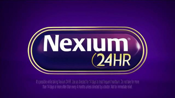 Nexium 24 Hour TV Spot, 'Complete Protection' - Thumbnail 10