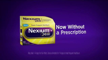 Nexium 24 Hour TV Spot, 'Complete Protection' - Thumbnail 2