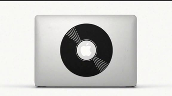 Apple MacBook Air TV Spot, 'Stickers' Song by Hudson Mohawke - Thumbnail 3