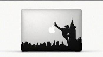 Apple MacBook Air TV Spot, 'Stickers' Song by Hudson Mohawke - Thumbnail 4