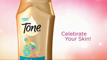 Tone Body Wash TV Spot, 'Celebrate Your Skin' - Thumbnail 3