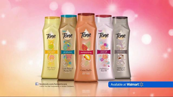 Tone Body Wash TV Spot, 'Celebrate Your Skin'