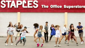 Staples TV Spot, 'Ladies' Song by King Jamez - Thumbnail 4