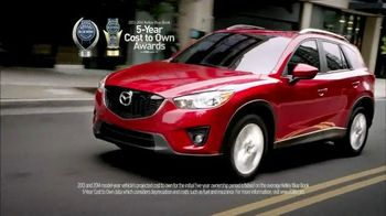 Mazda Winning Line-Up Event TV Spot, 'Mia Hamm's Drive'