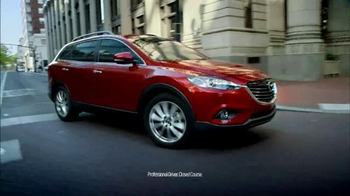 Mazda Winning Line-Up Event TV Spot, 'Mia Hamm's Drive' - Thumbnail 4